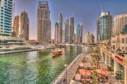 Как доехать из Шарджи в Дубай. Расстояние от Шарджи до Дубая.