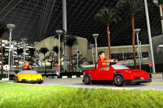 Экскурсия в Ferrari World из Шарджи