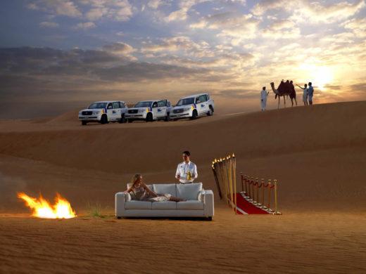 Сафари в пустыню из Шарджи