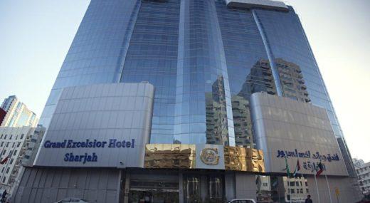 Grand Excelsior Hotel Sharjah 5* (ОАЭ, Шарджа), фото