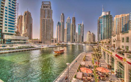 Как добраться до Дубая