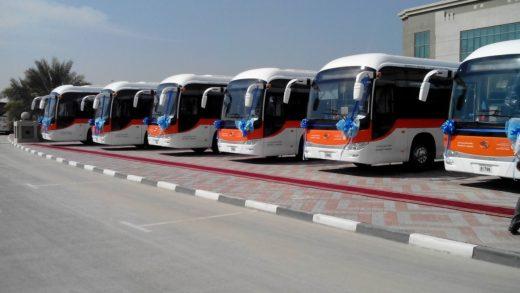 Автобус Шарджа - Дубай