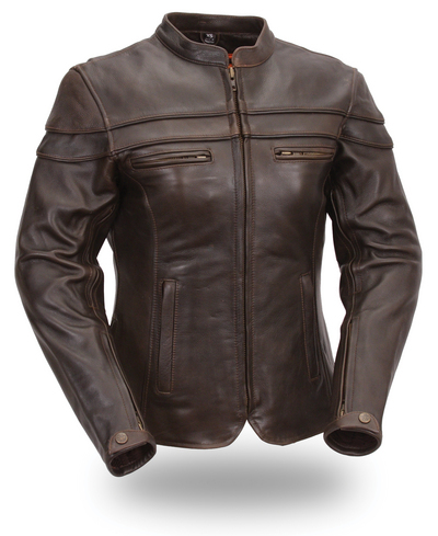 Где купить в Шардже кожаные куртки