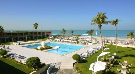 Пляж Lou Lou A Beach Resort