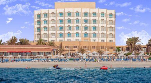 Лучшие отели Шарджи с собственным пляжем
